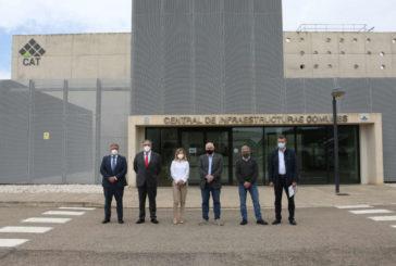 El Gobierno de Navarra y Uvesa firman la reserva de parcelas para una nueva fábrica