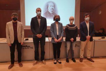 El Gobierno de Navarra y el Ayuntamiento de Puente la Reina conmemoran el bicentenario del compositor Emilio Arrieta