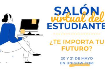 Nuevo encuentro del Salón Virtual del Estudiante y el Empleo 2021