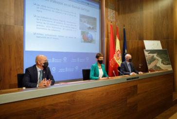 Las obras del Canal de Navarra se reactivan a su paso por Tierra Estella