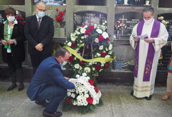 UPN recuerda a Tomás caballero asesinado por ETA hace 23 años