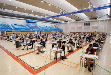 3.869 estudiantes se examinan de la EVAU los días en junio en la UPNA