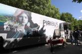 """La exposición itinerante """"PIRIBUS, Viaje al corazón de los Pirineos"""" visita Pamplona"""