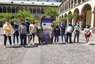 Doce estudiantes navarros de FP desarrollarán sus estancias formativas Erasmus+ en varios países europeos