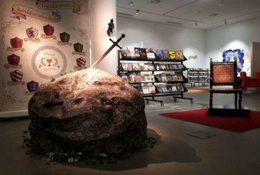 La Biblioteca de Navarra inaugura una exposición sobre literatura fantástica