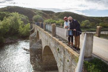 400.000 euros para mejorar la seguridad y conservación del puente medieval de Andelos