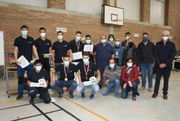 Once galardonados en la primera edición del campeonato navarro de FP 'Navarraskills'