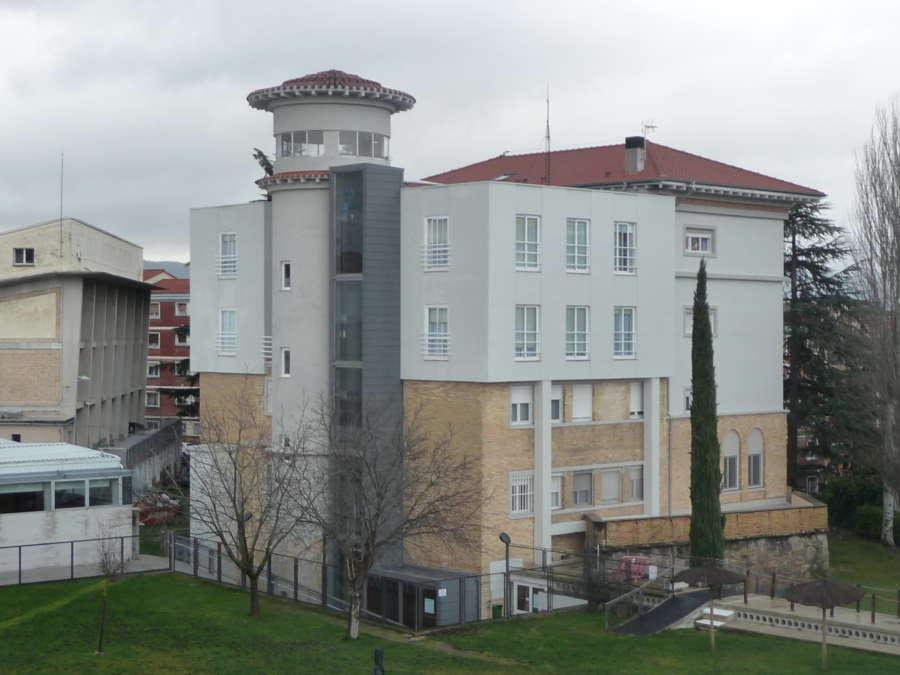 La residencia Fuerte del Príncipe oferta 45 plazas para estudiantes, para el curso 2021-2022