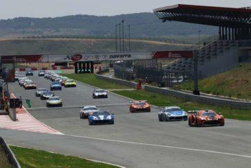 Éxito rotundo en la inauguración del Racing Weekend en el Circuito de Navarra