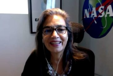 """Sandra Cauffman, de la NASA: """"El progreso humano está en la exploración del espacio con una mirada al mundo como un sistema global"""""""