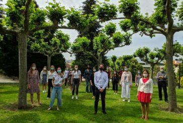 Un grupo internacional de jóvenes produce un cortometraje dentro del programa 'Erasmus+ Juventud'