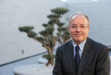 El profesor de la Universidad de Navarra, Alberto Andreu, presidente de la Asociación Española de Directores de Responsabilidad Social