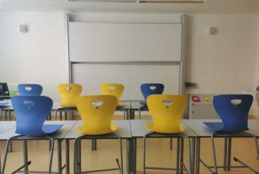 Los alumnos navarros confinados hoy descienden hasta los 715, el 1,15% del total