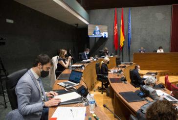 PSN, Geroa Bai,  EH Bildu, Podemos e I-E en contra de convertir la N 121 en autovía