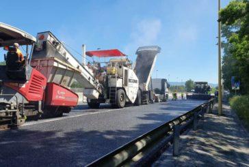 Cohesión Territorial invertirá 5 millones en reparar el firme de 10 carreteras para mejorar su seguridad vial