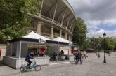 Nueva convocatoria para instalación de terrazas en la plaza de toros de Pamplona