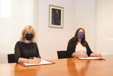 El Gobierno de Navarra firma un convenio de colaboración con la AVT