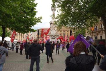 1 de mayo: UGT y CCOO en Navarra piden que se