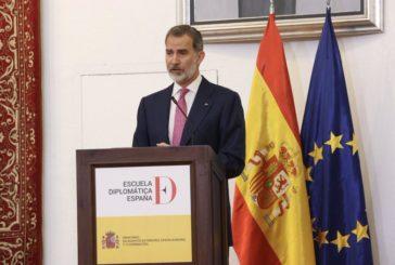 El Rey Felipe VI destaca que