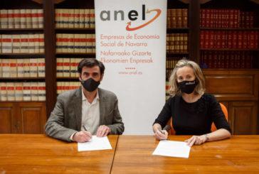 El Gobierno de Navarra y ANEL firman el convenio para el crecimiento y la sostenibilidad