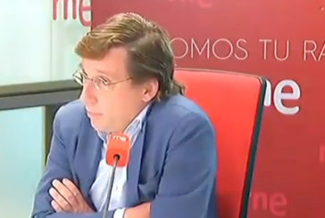 """Martínez-Almeida: """"Antes de hablar de 2050, Sánchez debería explicar lo que ha ocurrido en Ceuta"""""""