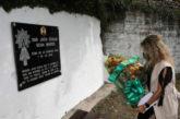 XIX Aniversario: Vecinos y viuda recuerdan Juan Carlos Beiro, asesinado por ETA en Leiza