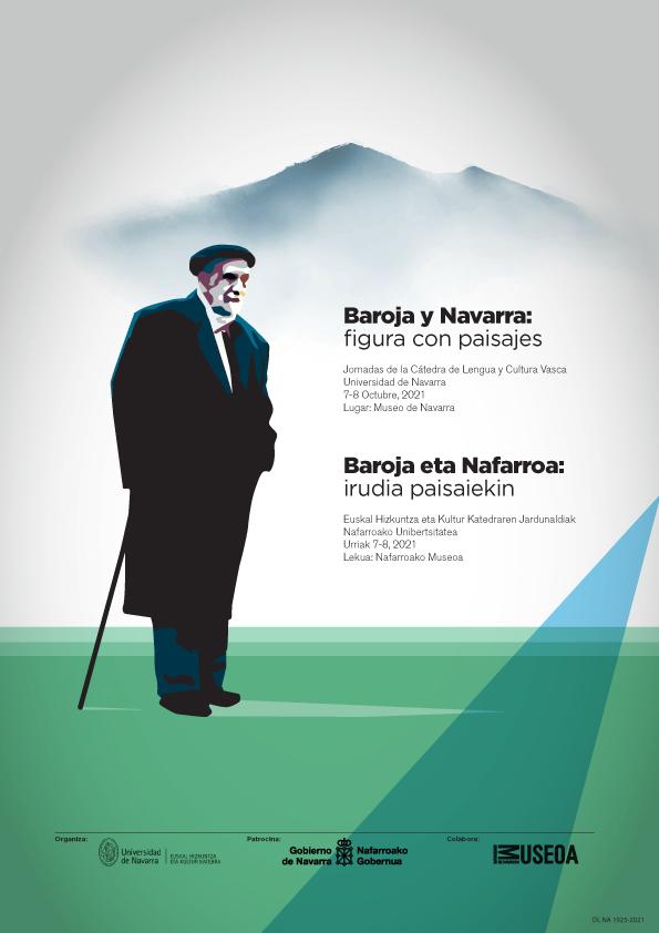 La Universidad de Navarra organiza un ciclo sobre Pío Baroja