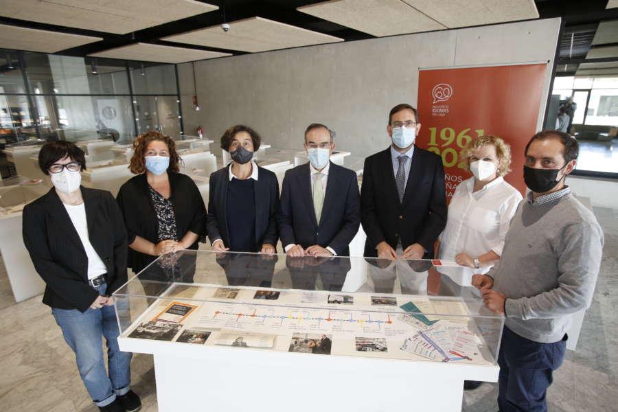 La Universidad de Navarra conmemora el 60 aniversario del Instituto de Idiomas
